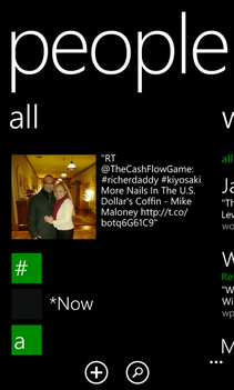 John Gamboa Windows Phone 8 Me Tile